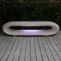 Меблі зі скла