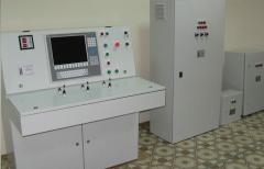 Control systems for arc electric furnaces