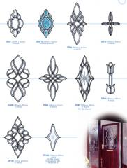 Facet elements, crystals, bevel, bevelsa,