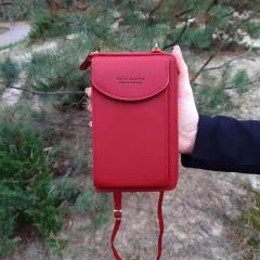Кошелек - мини сумочка клатч Baellerry...