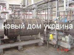 Hermal insulation foamglass, Kiev, Ukraine, NOVYY