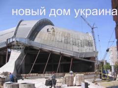 Утепление ангаров,пеностекло,Киев,Украина,НОВЫЙ