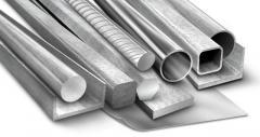 Aluminum bars, aluminum circle of D16