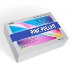Pine Pollen - капсулы для здоровья легких