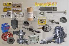 Spare parts to compressors | Temp-0547