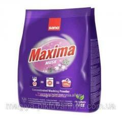 Стиральный порошок Sano Maxima Musk 1, 25 кг...