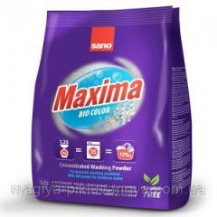 Стиральный порошок Sano Maxima Bio,  1.25...
