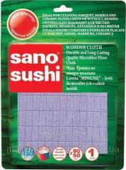Тряпка для пола из микроволокна SANO SUSHI,