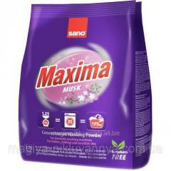 Стиральный порошок Sano Maxima Musk 1, 25 кг
