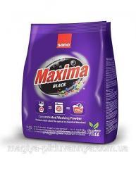 Стиральный порошок Sano Maxima Black,  1, 25...