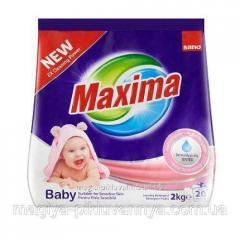 Стиральный порошок Sano Maxima for Babies...