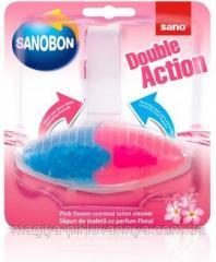 Туалетный блок Sano Двойное действие С ароматом