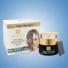 Минеральная грязевая маска с магнитом, Health and
