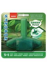 Подвесной блок для туалета SANOBON Зеленый лес, 55