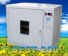 Incubator of household Best-200, incubatory