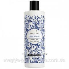 Гель для душу з ароматом водяної лілії Careline