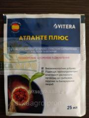 АТЛАНТЕ ПЛЮС пакет 25 мл комплексное удобрение