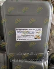 Ортофосфорная кислота техническая 73% 29грн/кг