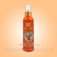 Морковно - Ореховое масло для загара Health &