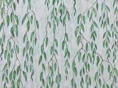 The washing wall-paper of an intaglio printing,