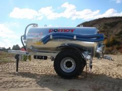 Ассенизационные машины POMOT T507/6 5000 литров