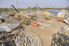 Construction of elevators