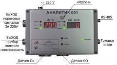 """Gas analyzer """"Analyst 001-Mini"""