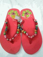 Сланцы женские, вьетнамки, обувь летняя