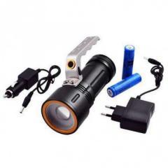 Фонарь прожектор BL-T801-9 (910) T6 LED Black