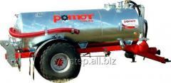 Machine cesspool Pomot of 10000 liters