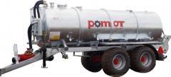 Machine cesspool Pomot of 16000 liters