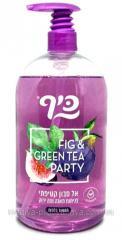Рідке мило Keff Інжир та зелений чай Silky...