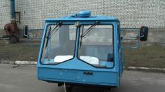 Kabiny do ciągników