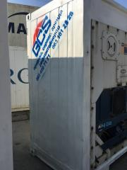 Refrigerated container 5 feet Carrier