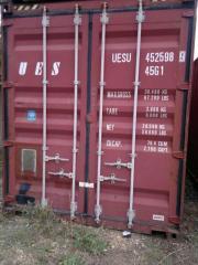 Морские контейнеры 40 футов