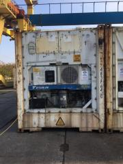 Refrigerated container 40 feet