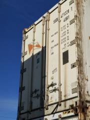 Reefer Container Carrier 40ft
