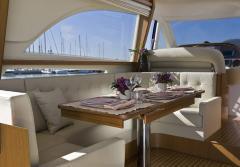 Внутренняя отделка яхт и судов