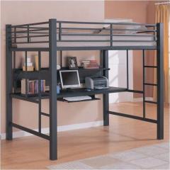 Кровать, письменный стол школьника GoodsMetall