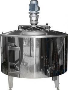 Емкость РТП-2.01 резервирования и температурной