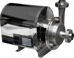Pump dairy centrifugal NTsA-2.01