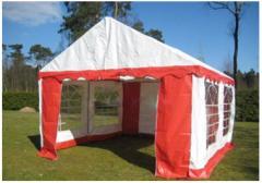Trade tent
