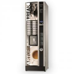 Кофейный автомат Necta Kikko Max espresso, базовое ТО,б/у