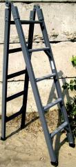 Ladders are two-section