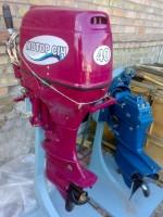 Мотор Сич двигатель лодочный 40 л. с.