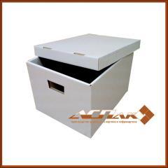 Archival boxes 395х323х270, boxes archival,