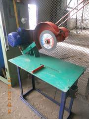 Table detachable on metal