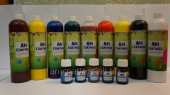 Professional color for skin of AM Coatings of 35