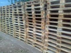 Pallets are wooden, to purchase in Zhytomyr