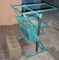 Вибропресс механический передвижной на 1,2,3,4 блока